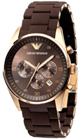 Buy Emporio Armani Tazio Mens Chronograph Watch - AR5890 online