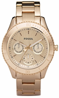 Buy Fossil Stella Ladies Rose Gold IP Watch - ES2859 online
