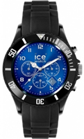 Buy Ice-Watch Ice-Blue Chrono Large Blue Watch IB.CH.BBE.B.S online