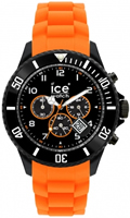 Buy Ice-Watch Ice-Chrono Large Black Watch CH.BO.B.S online