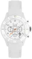 Buy Ice-Watch Ice-Chrono Matt Large White Watch CH.WE.B.L online
