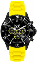 Buy Ice-Watch Ice-Chrono Large Black Watch CH.BY.B.S online