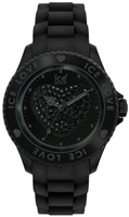 Buy Ice-Watch Ice-Love Small Black Watch LO.BK.S.S online