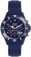 Buy Ice-Watch Ice-Chrono Matt Large Blue Watch CH.BE.B.L online