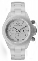 Buy ToyWatch Monochrome MO07WH Unisex Watch online