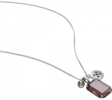 Buy Fossil Ladies Necklace - JF86448040 online