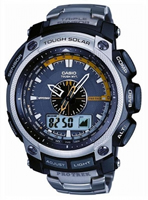 Buy Casio Pro Trek Waveceptor PRW-5000T-7ER Mens Watch online