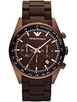 Buy Emporio Armani Tazio Mens Chronograph Watch - AR5982 online