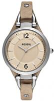 Buy Fossil Georgia Ladies Leather Watch - ES2830 online