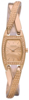 Buy DKNY Rose Gold Ladies Bangle Style Watch - NY8595 online