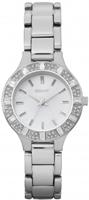 Buy DKNY Essentials & Glitz Ladies Stone Set Watch - NY8485 online