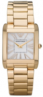 Buy Emporio Armani Marco Ladies Gold IP Watch - AR2052 online
