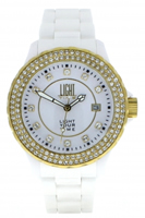 Buy Light Time Black & White L071B Ladies Watch online