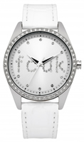 Buy French Connection Ladies Stone Set Watch - FC1009W online
