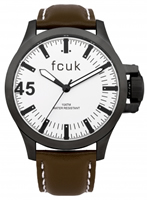 Buy French Connection Mens Leather Watch - FC1140T online