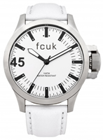Buy French Connection Mens Leather Watch - FC1140W online
