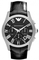 Buy Emporio Armani Valente Mens Chronograph Watch - AR1633 online