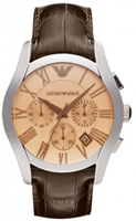 Buy Emporio Armani Valente Mens Chronograph Watch - AR1634 online