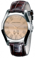 Buy Emporio Armani Valente Mens Seconds Dial Watch - AR0645 online