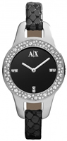 Buy Armani Exchange Pipa Ladies Swarovski Crystals Watch - AX4132 online