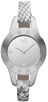 Buy Armani Exchange Pipa Ladies Swarovski Crystals Watch - AX4128 online