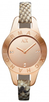 Buy Armani Exchange Pipa Ladies Swarovski Crystals Watch - AX4129 online