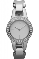 Buy Armani Exchange Lily Ladies Stone Set Watch - AX4092 online