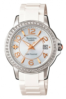 Buy Casio Sheen SHE-4026SB-7ADR Ladies Watch online