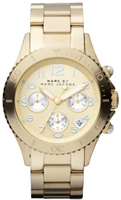 Buy Marc by Marc Jacobs Rock Ladies Chronograph Watch - MBM3188 online