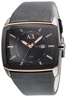 Buy Armani Exchange Mens Leather Watch - AX2081 online