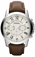 Buy Fossil Grant Mens Chronograph Watch - FS4735 online