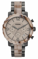 Buy Fossil Natalie Ladies Chronograph Watch - JR1383 online