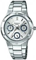 Buy Casio Sheen SHE-3800D-7ADR Ladies Watch online