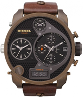 Buy Diesel Super Bad Ass Mens Chronograph Watch - DZ7246 online