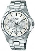 Buy Casio Sheen SHE-3801D-7ADR Ladies Watch online