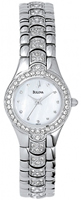 Buy Bulova Ladies Swarovski Crystals Watch - 96T14 online