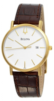 Buy Bulova Dress Mens Date Display Watch - 97B100 online