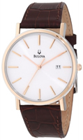 Buy Bulova Dress Mens Date Display Watch - 98H51 online