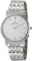 Buy Bulova Dress Mens  Stainless Steel Watch - 96A115 online
