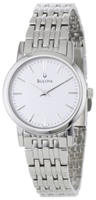 Buy Bulova Dress Ladies Stainless Steel Watch - 96L131 online