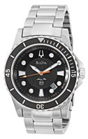Buy Bulova Marine Star Mens Date Display Watch - 98B131 online