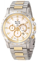 Buy Bulova Marine Star Mens Chronograph Watch - 98B014 online