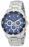 Buy Bulova Marine Star Mens Chronograph Watch - 98H37 online