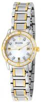 Buy Bulova Ladies Diamond Set Watch - 98R107 online