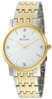 Buy Bulova Mens Diamond Set Watch - 98D114 online