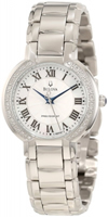 Buy Bulova Precisionist Fairlawn Ladies Diamond Set Watch - 96R167 online