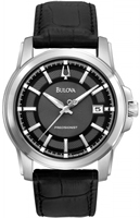 Buy Bulova Precisionist Langford Mens Date Display Watch - 96B158 online