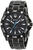 Buy Bulova Precisionist Champlain Mens Date Display Watch - 98B153 online