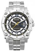 Buy Bulova Precisionist Champlain Mens Date Display Watch - 96B131 online