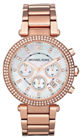 Buy Michael Kors Parker Ladies Chronograph Watch - MK5491 online